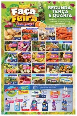 Catálogo Supermercados Savegnago em Campinas ( Vence hoje )