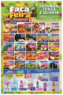 Catálogo Supermercados Savegnago (  Vencido)
