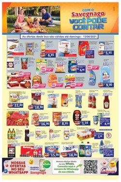 Ofertas de Supermercados Savegnago no catálogo Supermercados Savegnago (  Válido até amanhã)