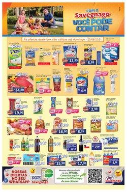 Ofertas de Supermercados no catálogo Supermercados Savegnago (  Publicado hoje)