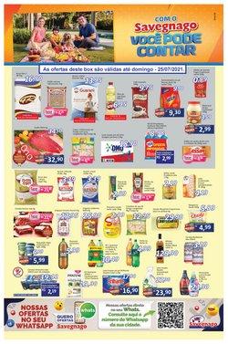Ofertas de Supermercados no catálogo Supermercados Savegnago (  3 dias mais)