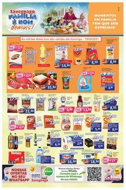 Ofertas de Supermercados no catálogo Supermercado Savegnago (  3 dias mais)