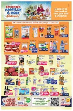 Ofertas de Supermercado Savegnago no catálogo Supermercado Savegnago (  Vence hoje)