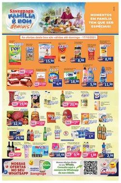 Ofertas de Supermercados no catálogo Supermercado Savegnago (  Vence hoje)