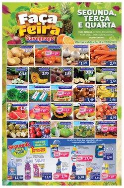 Catálogo Supermercado Savegnago (  Válido até amanhã)