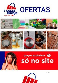 Ofertas Lojas de Departamentos no catálogo Freitas Varejo em Ribeirão Preto ( Publicado ontem )