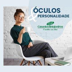 Ofertas de Casa dos Relojoeiros no catálogo Casa dos Relojoeiros (  13 dias mais)