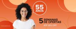 Promoção de Casa dos Relojoeiros no folheto de Fortaleza