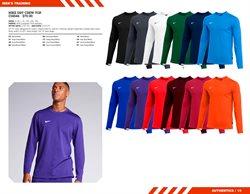 Ofertas de Top em Nike
