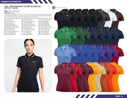 Ofertas de Camiseta pólo em Nike