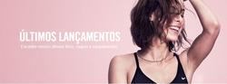 Promoção de Nike no folheto de São Paulo