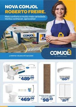 Ofertas de Comjol no catálogo Comjol (  15 dias mais)