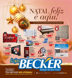 Catálogo Lojas Becker em Bento Gonçalves ( Vencido )