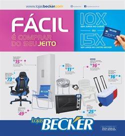 Catálogo Lojas Becker em Porto Alegre ( 3 dias mais )