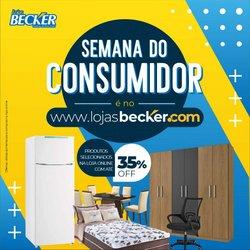 Catálogo Lojas Becker em Santa Maria ( Vencido )