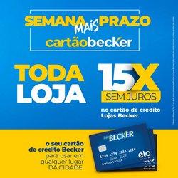 Catálogo Lojas Becker ( 3 dias mais )