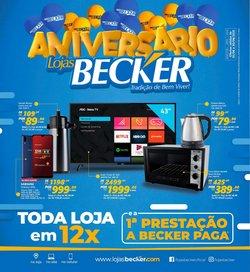 Catálogo Lojas Becker (  11 dias mais)