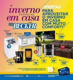 Ofertas de Lojas Becker no catálogo Lojas Becker (  8 dias mais)