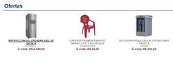 Promoção de Lojas Becker no folheto de Jaguari