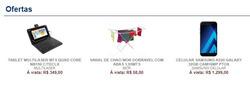 Promoção de Lojas Becker no folheto de Santa Rosa