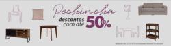 Promoção de Meu Móvel de Madeira no folheto de São Paulo