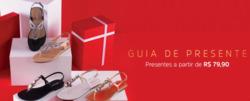 Promoção de Arezzo no folheto de Aracaju