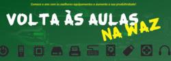 Promoção de WAZ no folheto de Belo Horizonte