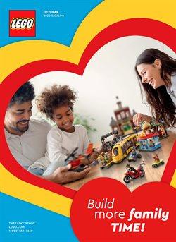 Ofertas Brinquedos, Bebês e Crianças no catálogo LEGO em Carapicuíba ( 27 dias mais )