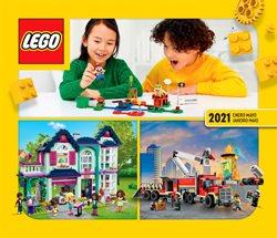 Ofertas Brinquedos, Bebês e Crianças no catálogo LEGO em Recife ( Mais de um mês )