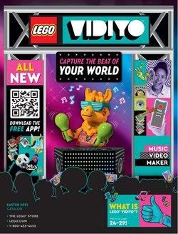 Ofertas Brinquedos, Bebês e Crianças no catálogo LEGO em Canoas ( Mais de um mês )