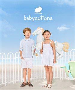 Promoção de Baby Cottons no folheto de São Paulo