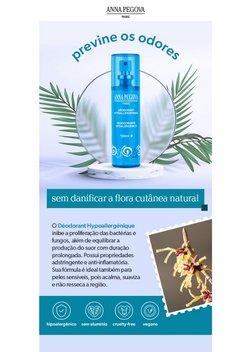 Ofertas de Perfumarias e Beleza no catálogo Anna Pegova (  3 dias mais)