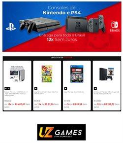 Ofertas Tecnologia e Eletrônicos no catálogo UZ Games em Mogi das Cruzes ( Publicado ontem )