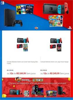 Ofertas Tecnologia e Eletrônicos no catálogo UZ Games em São Caetano do Sul ( Válido até amanhã )