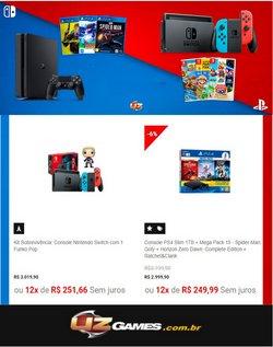 Ofertas Tecnologia e Eletrônicos no catálogo UZ Games em Campinas ( Publicado a 2 dias )