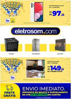 Ofertas de Lenovo no catálogo Eletrosom (  Publicado ontem)