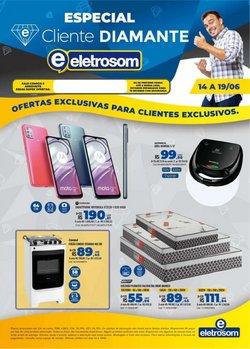 Catálogo Eletrosom (  Publicado ontem)