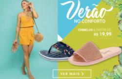 Promoção de Clóvis Calçados no folheto de São Paulo