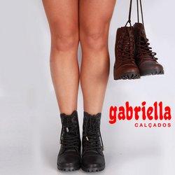 Ofertas de Gabriella Calçados no catálogo Gabriella Calçados (  29 dias mais)