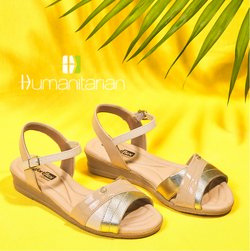 Ofertas Roupa, Sapatos e Acessórios no catálogo Humanitarian Calçados ( Mais de um mês )