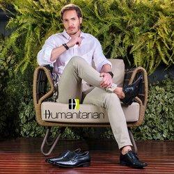 Ofertas de Humanitarian Calçados no catálogo Humanitarian Calçados (  Mais de um mês)
