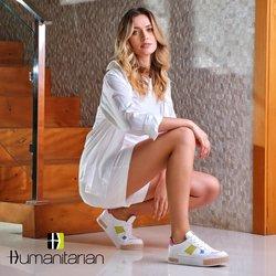 Ofertas de Roupa, Sapatos e Acessórios no catálogo Humanitarian Calçados (  3 dias mais)