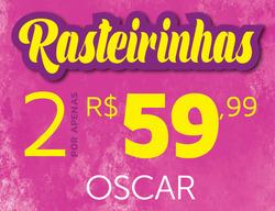 Promoção de Oscar Calçados no folheto de São José dos Campos
