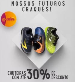 Promoção de Lojas Gaston no folheto de Porto Alegre