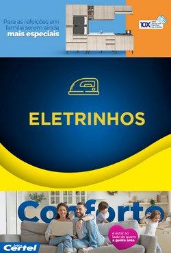 Ofertas Lojas de Departamentos no catálogo Lojas Certel em Campina Grande ( 5 dias mais )