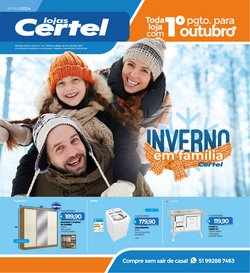 Ofertas de Lojas de Departamentos no catálogo Lojas Certel (  11 dias mais)