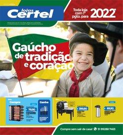 Ofertas de Lojas de Departamentos no catálogo Lojas Certel (  3 dias mais)