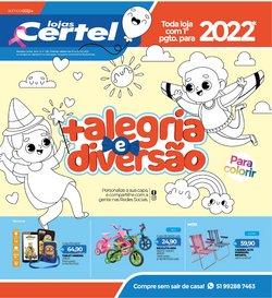 Ofertas de Lojas de Departamentos no catálogo Lojas Certel (  7 dias mais)