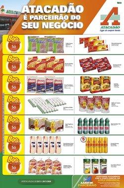 Ofertas Supermercados no catálogo Atacadão em Itabuna ( 2 dias mais )
