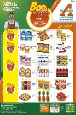Ofertas Supermercados no catálogo Atacadão em Taboão da Serra ( Válido até amanhã )